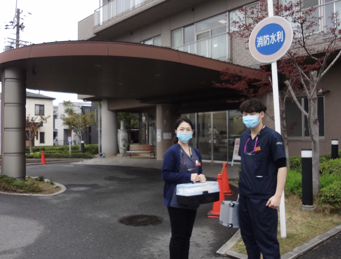 八尾に訪問歯科診療に行って来ました*鴻池新田の歯医者 安部歯科医院のブログ